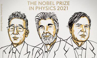 (Imagen: Nobel Prize / Twitter)